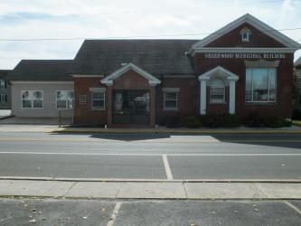 greenwood town police hall delaware history department building municipal