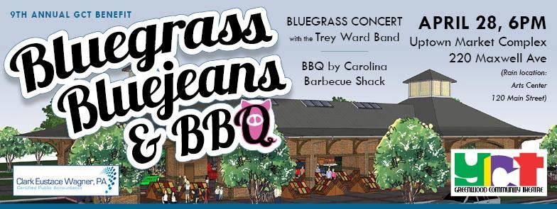 Bluegrass, Bluejeans, & BBQ