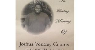 Tribute to Lander Student Josh Counts