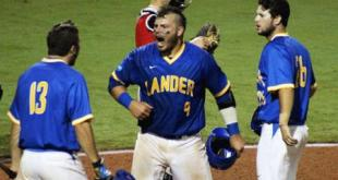 Lander Baseball advances