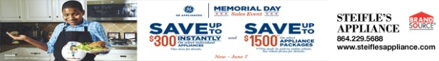steifle's ad May 16