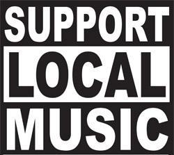 support local music