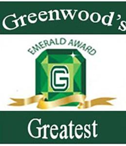 Greenwood Hero - Gray Davis