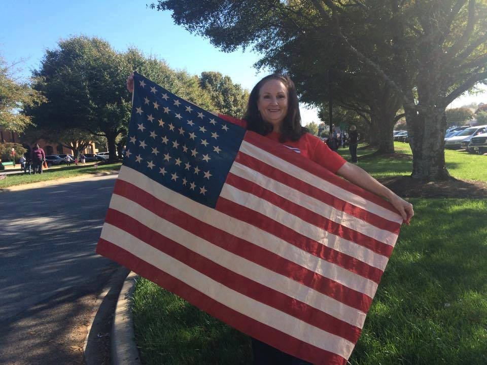 Greenwood Veterans Parade