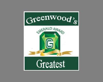 Officer Maddox Earns Greenwood's Greatest Emerald Award