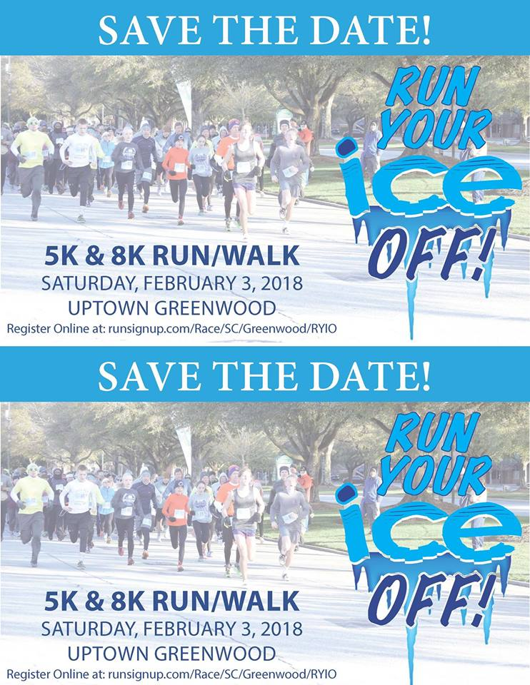 Run Your Ice Off 8K & 5K