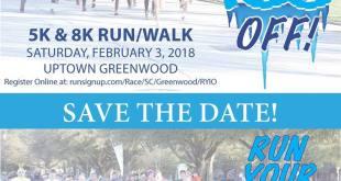 Run Your Ice Off 8K & 5K