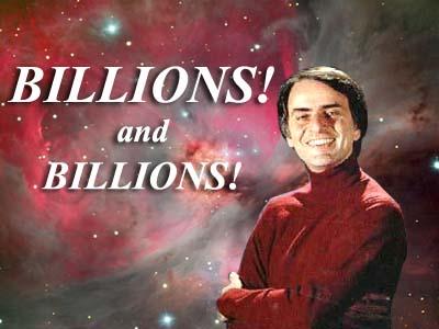 Billions and Billions - Greenwood Calendar