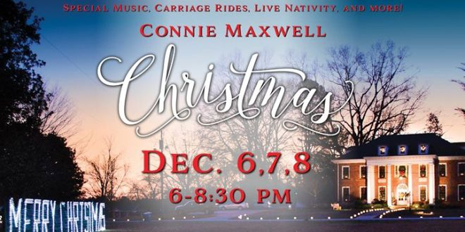 Connie Maxwell Christmas: