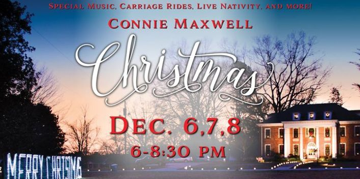 Connie Maxwell Christmas 2019 Connie Maxwell Christmas:   Greenwood Calendar