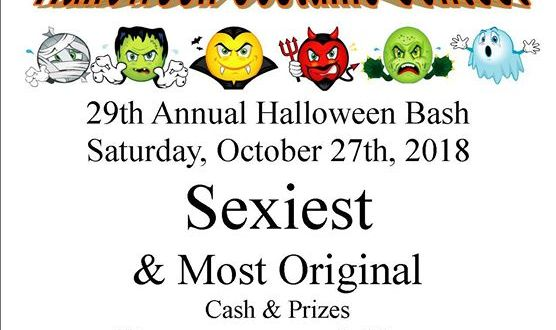 Sports Break's 29th Annual Halloween Bash