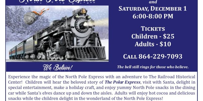 The North Pole Express