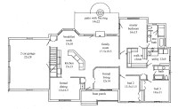 house plans, new construction, home, floor plan ...