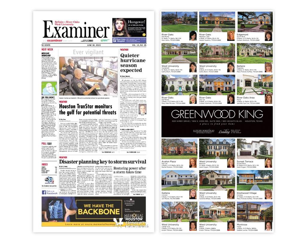 hight resolution of greenwood king examiner
