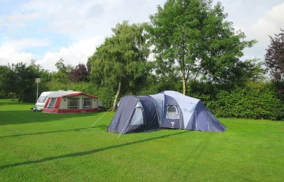 Touring & Camping at Thirkleby Hall