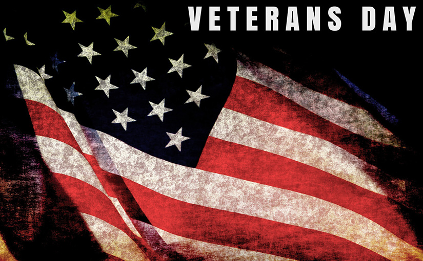 Notice – No Recycling Pickups on Veterans Day