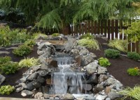 Landscape Water Features | Ponds & Waterfalls | Tri-Cities