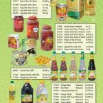 Ghee, Tomato sause & Essence