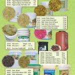 Pickles, Olives & Tahini