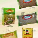 Freekeh, Flour
