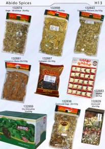 Abido Herbs & Lolokhia