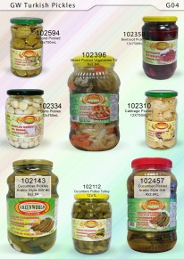 GW Turkish Pickles