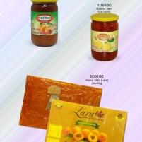 Jams & Apricot Paste