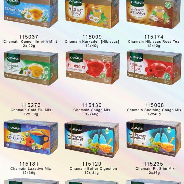 Herbal Tea/ Chamain
