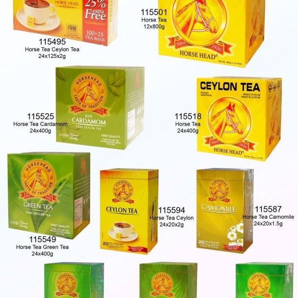 Horse Head Tea