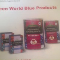 Health Review: Green World Blueberry Juice (High Vc)