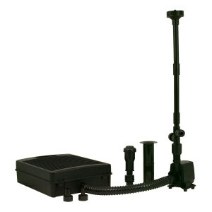 TetraPond Filtration Fountain Kit Review
