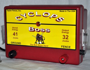 Taylor Fence Cyclops Review