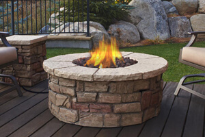 Top 5 Best Fire Pit For Wood Deck 2021 Greenyardmaster
