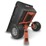 Best Dump Cart for Lawn Tractor – Buyer's Guide