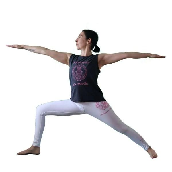antes yoga que sencilla negra y fuscia