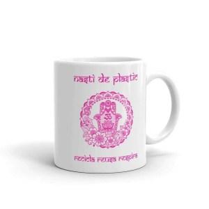 taza Nasti de Plastic