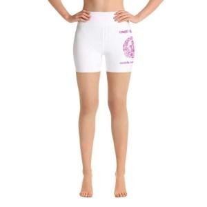 Pantalones cortos de yoga Nasti de Plastic