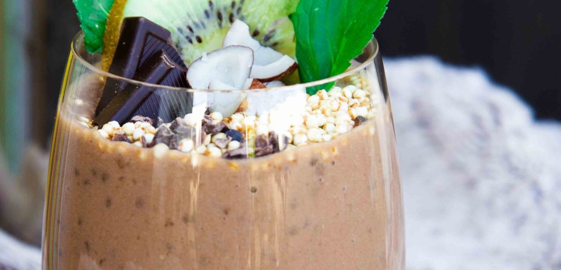 protein chocolate coffee parfait vegan_glutenfree_www.greenysherry.com