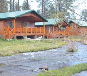 cabins map lodging greer cabin arizona lodge river resort far