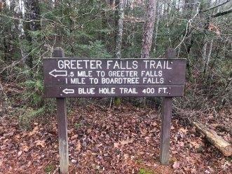 Greeter-Falls-Trailhead