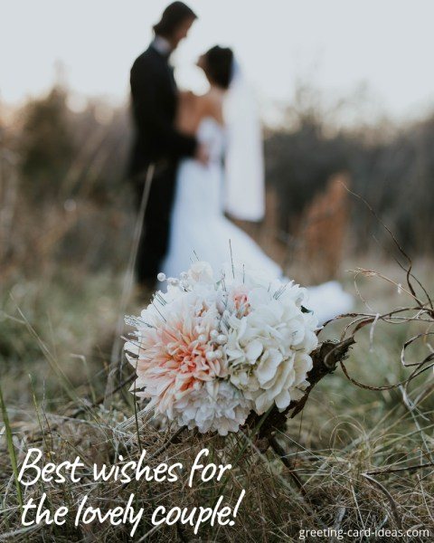 Wedding Wishes What To Write In A Wedding Card