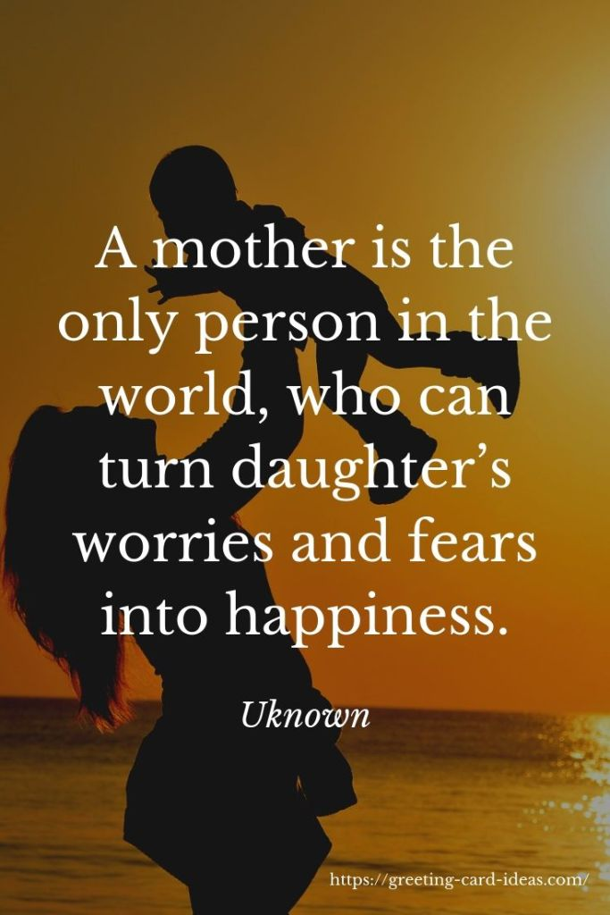 Mother Daughter Quotes - Top 49 Quotes about Mothers and ...