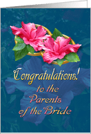 Congratulations To Parents On Daughter's Engagement : congratulations, parents, daughter's, engagement, Wedding, Cards, Parents, Bride, Greeting, Universe
