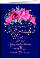 Birthday Cards For Son From Mom : birthday, cards, Birthday, Cards, Greeting, Universe