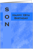 Age Specific Birthday Cards For Son From Greeting Card