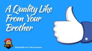 #57 A Quality Like From Your Brother.001