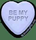 BE MY PUPPY