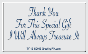 GreetingPIX.com_Word Pictures_Thank You For This Special Gift.