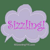 Bubble Sizzling