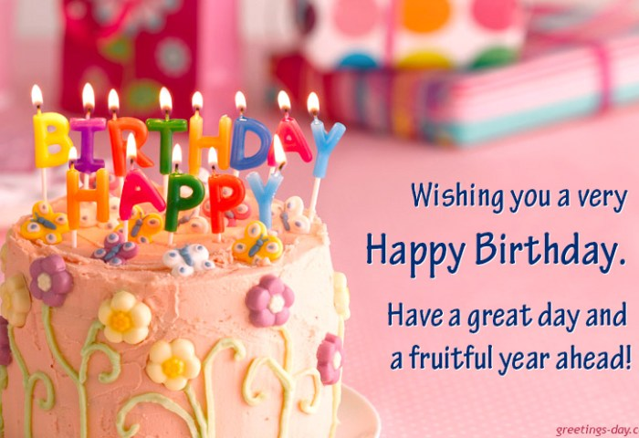 Happy Bday Free Email Greeting Cards